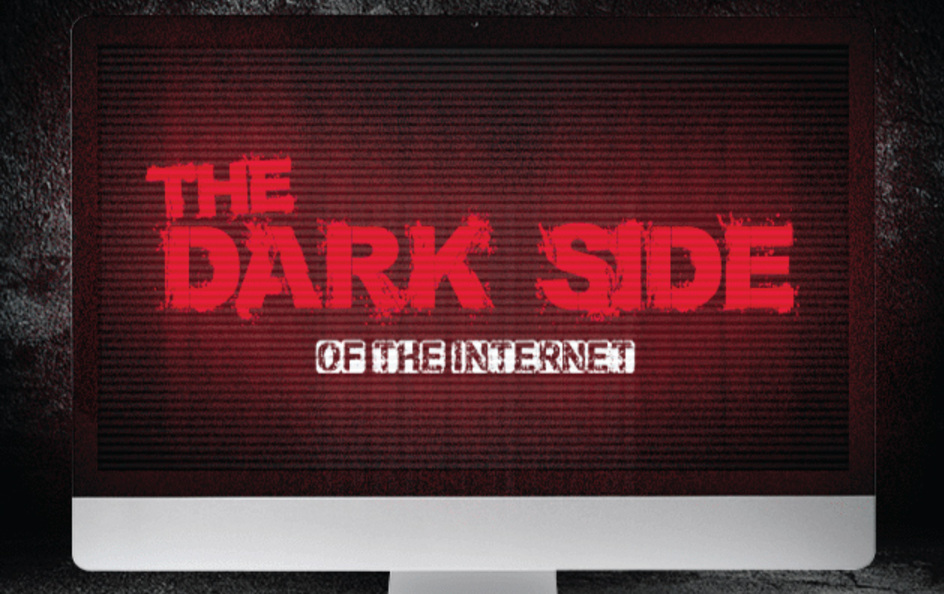 Infographic: The Dark Side of the Internet
