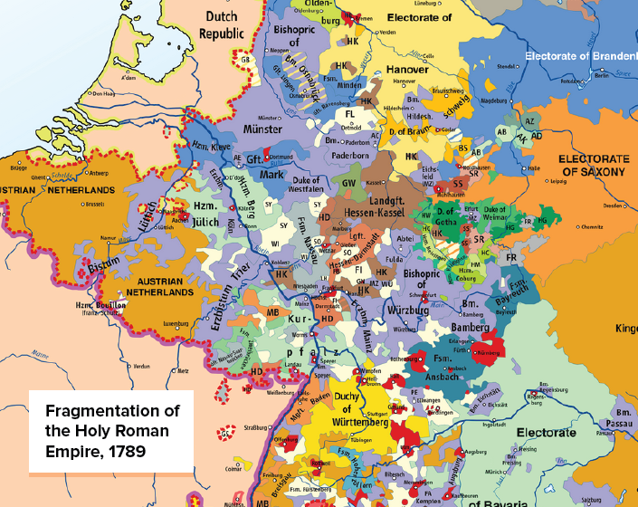 map of europe throughout history Animation: How the European Map Has Changed Over 2,400 Years